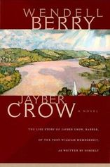 Book cover of Jayber Crow by Wendell Berry